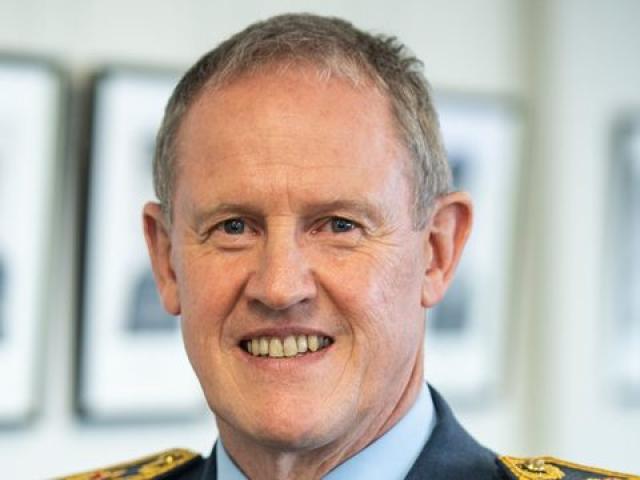 Air Marshal Kevin Short. Photo: NZDF