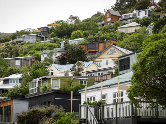 Christchurch saw the steepest rise in price values of all the main centres. Photo: RNZ / Nate...