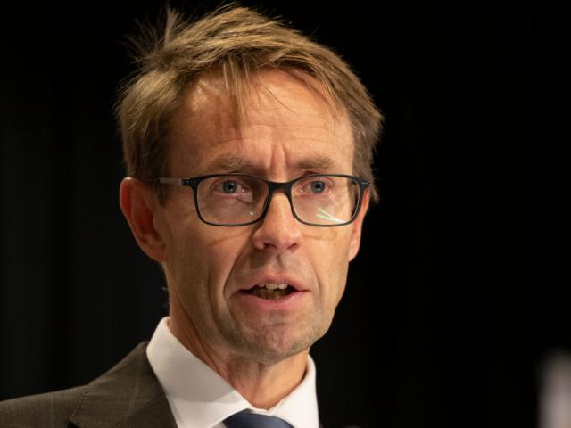 Director-General of Health Ashley Bloomfield. Photo: Getty Images