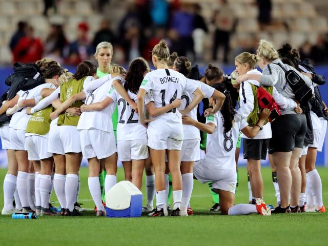 Mainland Football hopes the Football Ferns will still make an appearance in Christchurch during...
