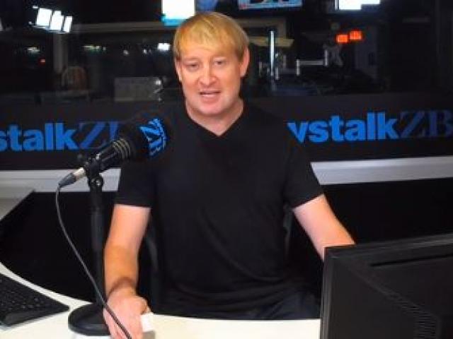 NewstalkZB host Chris Lynch. Photo: File