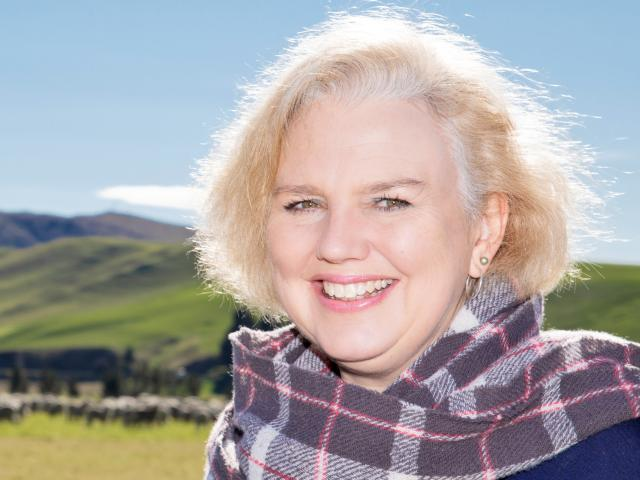 Dr Lynda Murchison. Photo: supplied