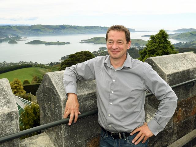 Larnach Castle director Norcombe Barker welcomes the transtasman bubble, but is also concerned...