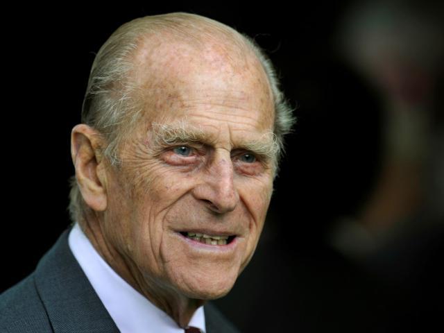 Prince Philip. Photo: Reuters