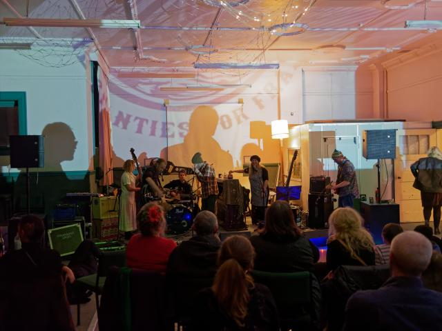 Dunedin musicians (above) Tiny Pieces of Eight and (below) Asta Rangu are among the 29 artists...