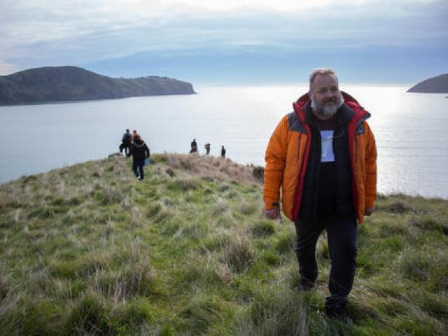 Peninsula producer Scott Flyger oversees the start of the shoot. The film is now set to premiere...