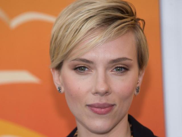 Scarlett Johansson. Photo: ODT files
