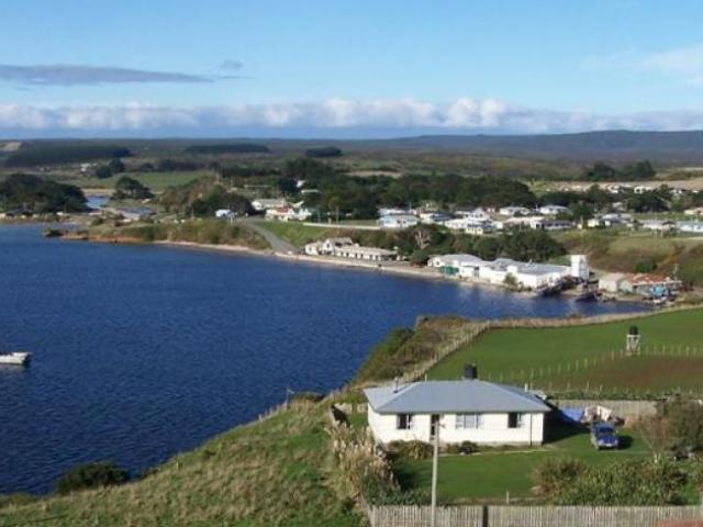 Waitangi, the main town on the Chatham Islands. Photo: ODT files