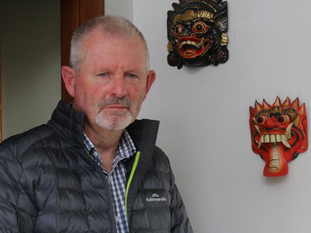 After overcoming his fear of heights, Invercargill deputy Mayor Nobby Clark says the only thing...