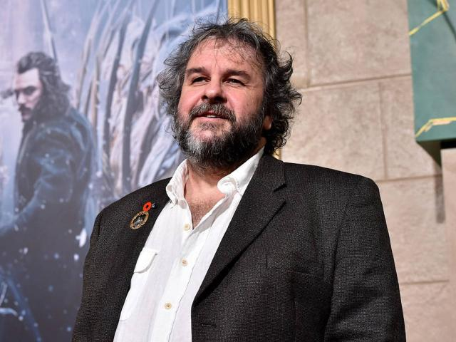 Peter Jackson. Photo: Getty Images