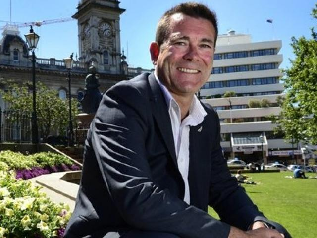 Michael Woodhouse. Photo: ODT files