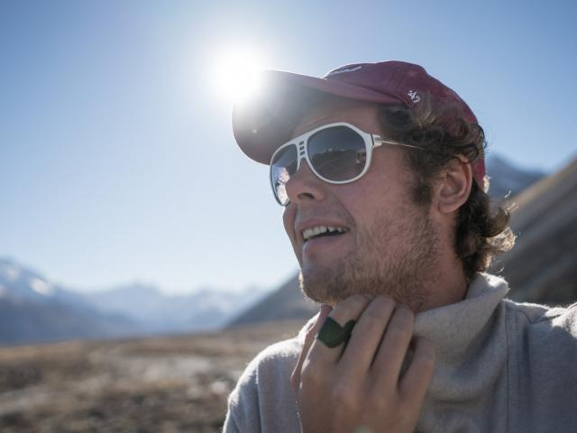 Wool+Aid founder Lucas Smith is excited about the next phase of the business. PHOTOS: JULIAN APSE