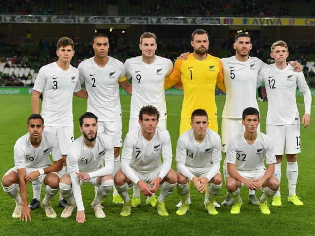 The All Whites name came about during the team's qualifying run ahead of the 1982 World Cup....
