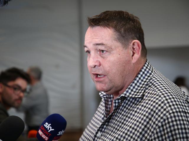 Steve Hansen. Photo: File