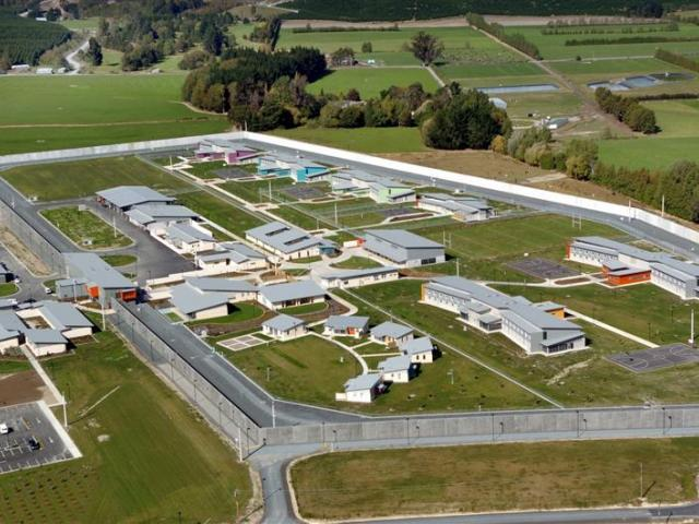 Three staff were assaulted today at the Otago Corrections Facility. Photo ODT Files