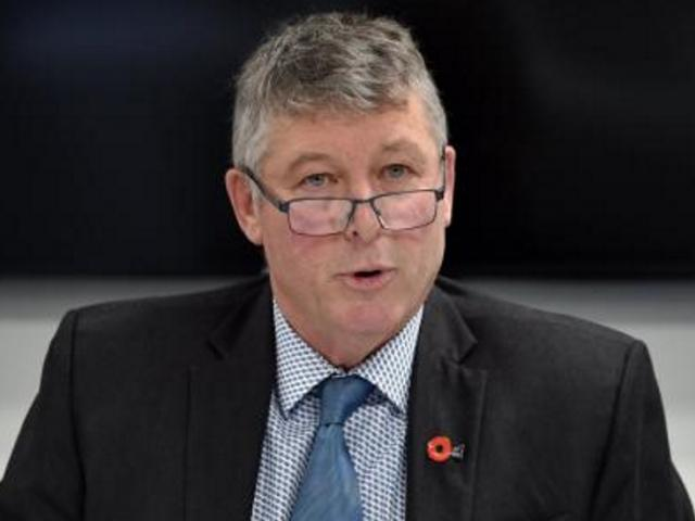 Andrew Noone. Photo: ODT files