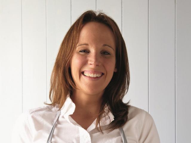 Miranda Ballard. Photo: supplied