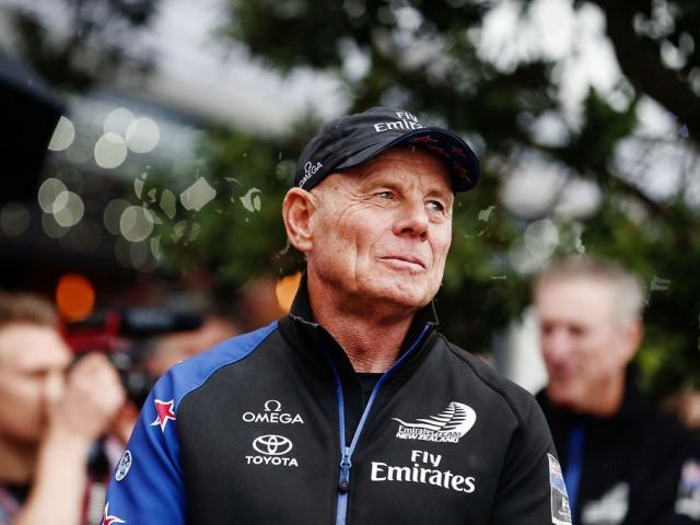 Team New Zealand chief executive Grant Dalton. Photo: Getty Images