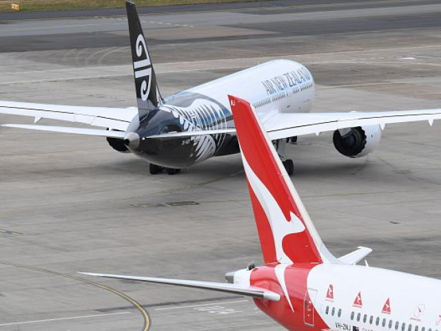 Air New Zealand has not yet moved on Australia's invitation for a South Island bubble. Photo:...