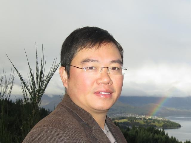 Min Yang. Photo: ODT file