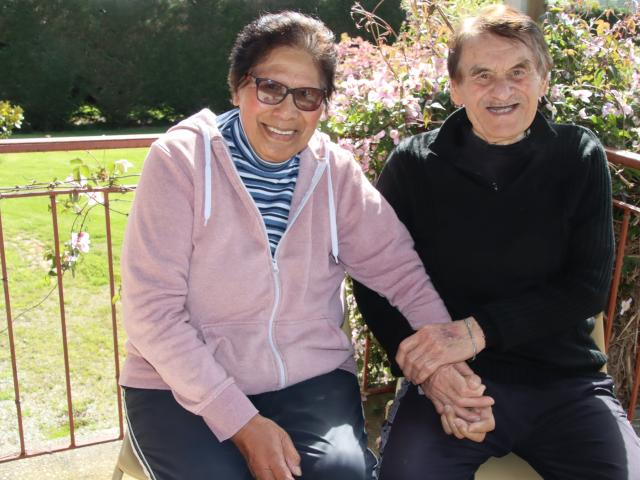 Mataura couple Leora and Dave Edwards celebrated their diamond wedding ...