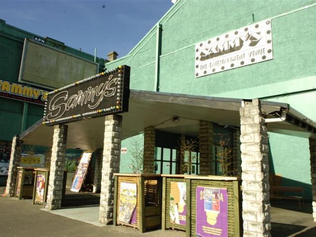 Sammy's. Photo: ODT Files