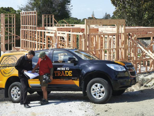 Take advantage of our new trade pick up area – drive in, load up, back to site.