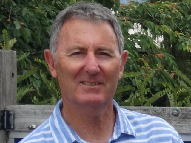 Wayne Bosley. Photo: ODT files