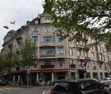 The Hotel Ambassador d'la Opera. PHOTOS: CRAIG BAXTER