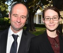 Jim and Tess O'Malley, both of Dunedin.