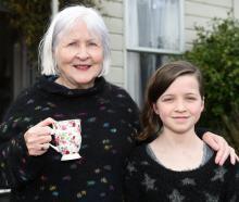 Josie Dickson and Hazel McCabe-Dickson (10)