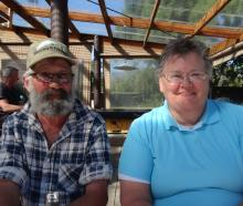 Owen and Raylene Rawcliffe, of Wedderburn.