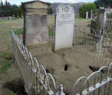 Rabbits have burrowed into old gravesites at the Clyde cemetery. A Central Otago woman says it seems the Central Otago District Council is not doing enough to fill in the holes and protect thegraves, but a council spokesman says a plan for ongoing rabbit