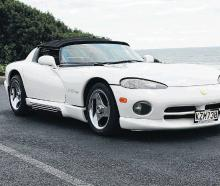 One to check out . . . A 1995 D Dodge Viper RT10 V10 will be on show at the ''What's in Your...
