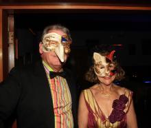 Graeme and Julie Clark, of Oamaru.
