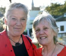 Moana Wesley and Wendy Raumati.