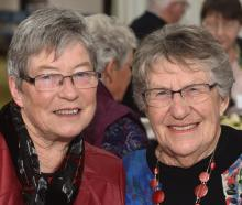 Janice Botting and Ann Williams.