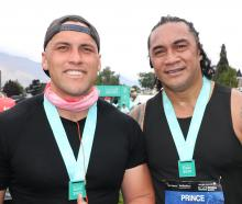 Kapa Moeke, of Queenstown, and Pailate Fili, of Invercargill.
