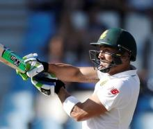 South Africa's Faf du Plessis. Photo Reuters