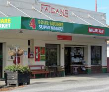 Faigan's Store at Millers Flat will reopen as a restaurant, cafe and grocery store. Photo: Yvonne...