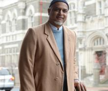 Islamic scholar Imam Afroz Ali, of Sydney, is urging greater understanding between people of...