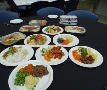 A selection of Compass'  meals on wheels food was tasted by The Star in February.  Since then...