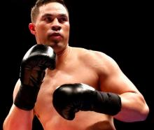 Joseph Parker. Photo Getty