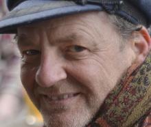 Stephen Kilroy.