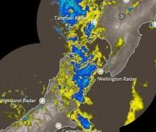 The capital is bracing for damaging winds as a weather bomb moves over central New Zealand this...