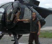 Steve Askin died when his helicopter crashed while fighting a fire in Port Hills, Christchurch....