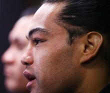 Adam Blair speaks to the media after being announced as the new Kiwis captain in Auckland today....