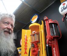 A vast array of ''garagenalia'' will be auctioned off in Oamaru at the start of winter, as Smash...