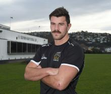 Southern loose forward Adam Knight. Photo: Gregor Richardson