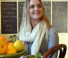 Mikade Barns Graham is launching a website aimed at making budgeting for food easier for tertiary...